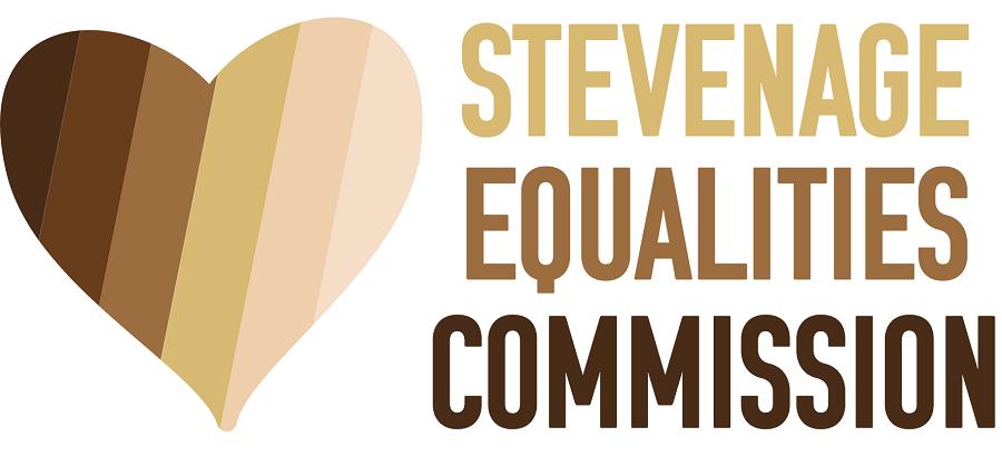 Stevenage Equalities Commission logo