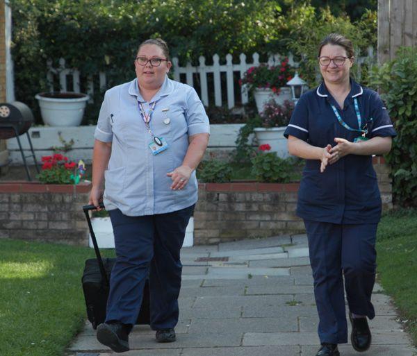 Stevenage District Nurses
