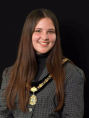 Youth Mayor for 2021/22 Eden Searle