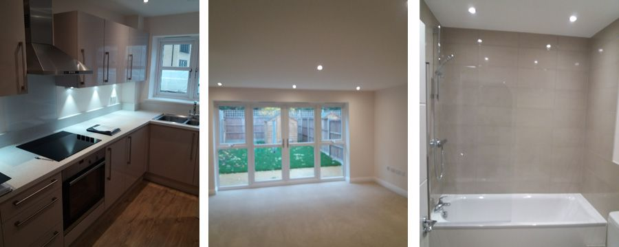Wedgewood way completed interiors