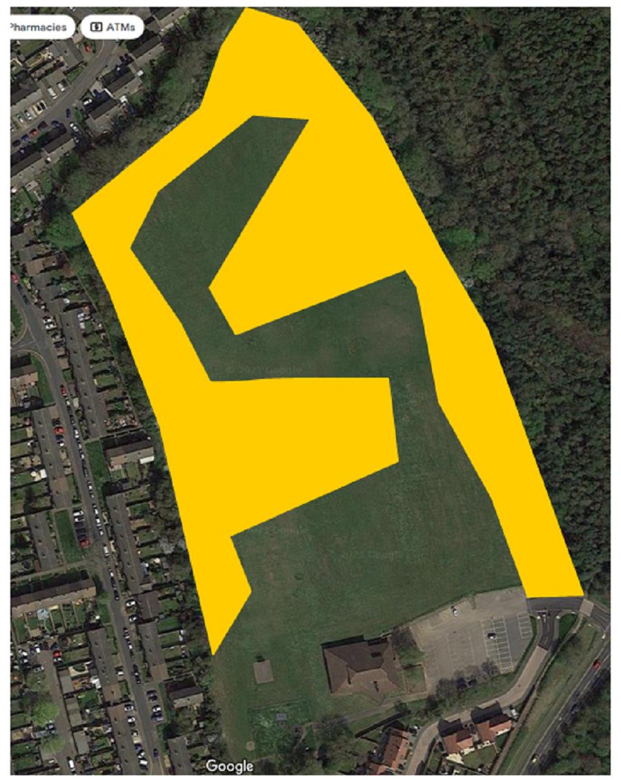 Chells Park Meadow Grassland Management
