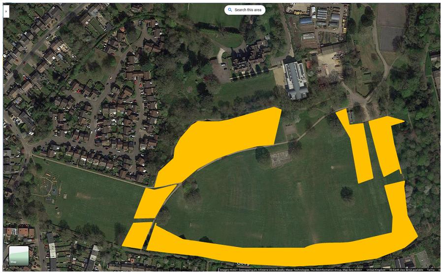 Shephalbury Park Meadow Grassland Management