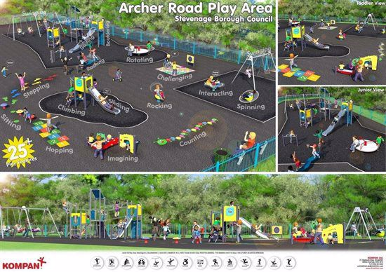 Archer Road Play Area