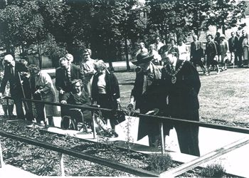 The Sensory Gardens in the 70s