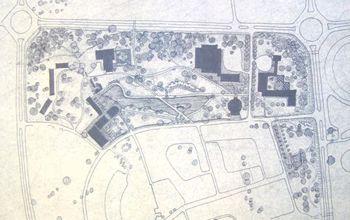 Garden plan 1949