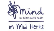 Mind in Mid Herts logo