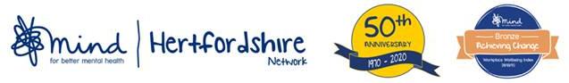 Hertfordshire Mind Network logo