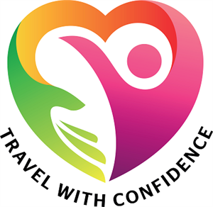 'Travel with Confidence' mark