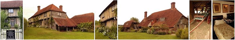 Pictures from the Smallhythe Place research visit
