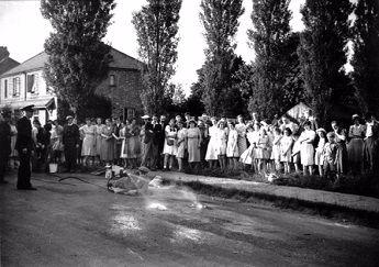 Stirrup Pump demonstration