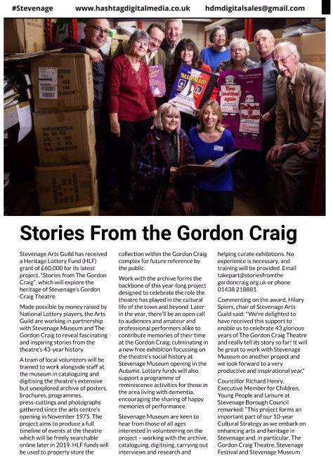 Stevenage Online Magazine