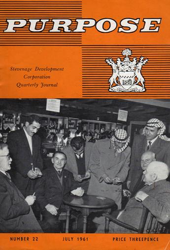Purpose magazine 1961