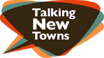 Talking New Towns logo