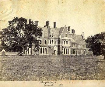 Shephalbury Manor 1866