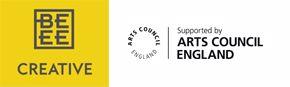 BEEE Creative and Arts Council England logos