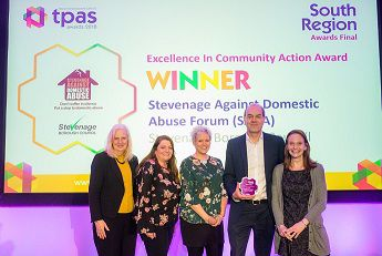 Tpas – Excellence In Community Action Award- SADA Winners for the South Region